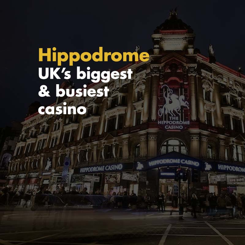 PPC SEO for Hippodrome Casino