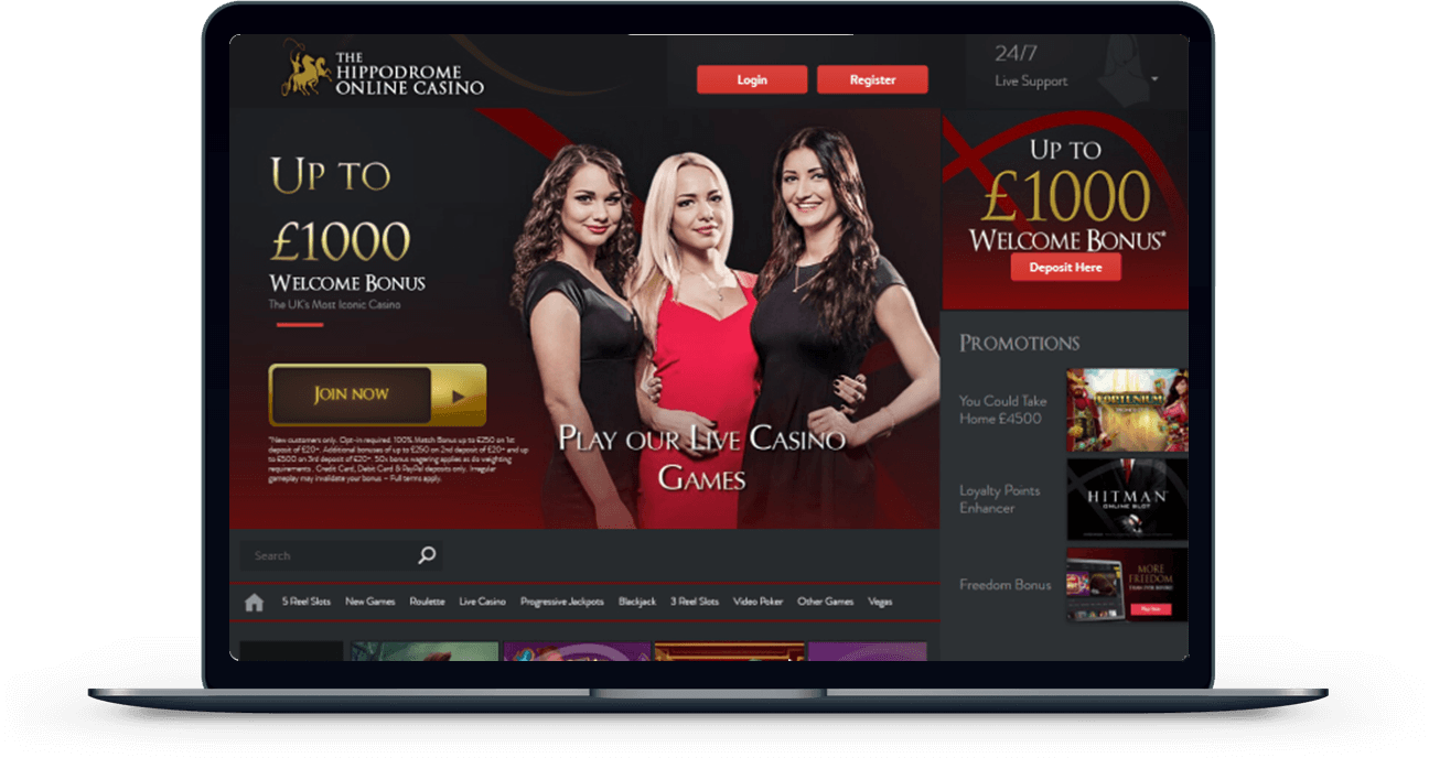 PPC build and management for casino