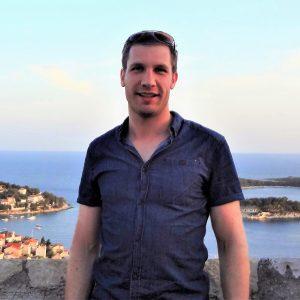 Damon Simpson in Croatia