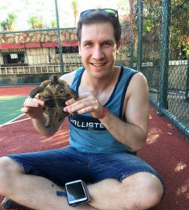 Damon Simpson Turkey Tortoise