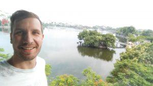 Damon Simpson West Lake Hanoi